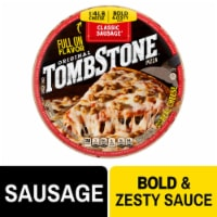 Tombstone Classic Sausage Frozen Pizza