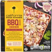California Pizza Kitchen BBQ Chicken Recipe Crispy Thin Crust Pizza