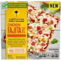 California Pizza Kitchen Chicken Fajita Style Crispy Thin Crust Pizza