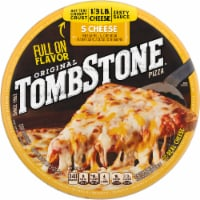 Tombstone Five Cheese Frozen Pizza