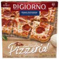 DiGiorno Pizzeria! Thin Crust Primo Pepperoni Frozen Pizza