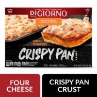 DiGiorno Crispy Pan Four Cheese Pizza