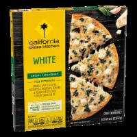 California Pizza Kitchen White Recipe Frozen Pizza with Crispy Thin Crust