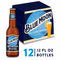 Blue Moon Belgian White Belgian-Style Wheat Ale Beer