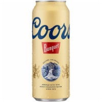 Coors Banquet Lager Beer
