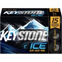Keystone Ice Lager Beer