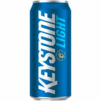 Keystone Light Lager Beer 6 Cans