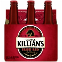 George Killian's Irish Red Irish Lager Beer