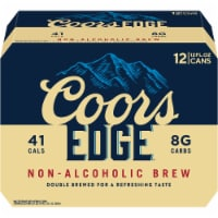 Coors Non-Alcoholic Beer 12 Count
