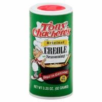 Tony Chachere's Original Creole Seasoning - 3.25 oz