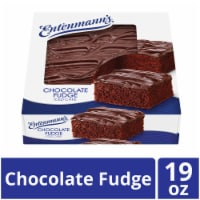 Entenmann's Chocolate Fudge Iced Cake