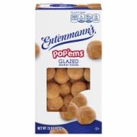 Entenmann's Pop'ems Glazed Holes