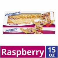 Entenmann's Raspberry Danish Twist