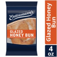 Entenmann's Jumbo Glazed Honey Bun