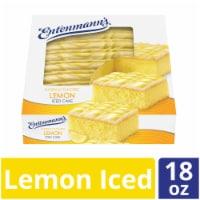 Entenmann's Lemon Iced Cake
