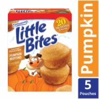 Entenmann's Little Bites Seasonal Favorites Pumpkin Muffins 5 Count