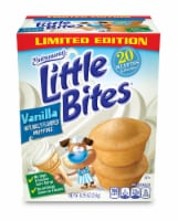 Entenmann's Little Bites Limited Edition Vanilla Muffin Pouches