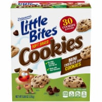 Entenmann's Little Bites Soft Baked Mini Chocolate Chip Cookies