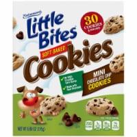 Entenmann's® Little Bites® Soft Baked Mini Chocolate Chip Cookies - 5 ct / 1.37 oz