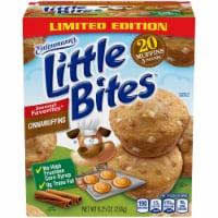 Entenmann's Little Bites Cinnamuffins