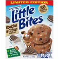 Entenmann's Little Bites Cookies & Creme Mini Muffins