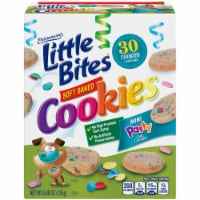 Entenmann's Little Bites Mini Party Cake Cookies