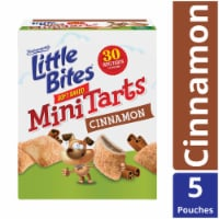 Entenmann's® Little Bites® Cinnamon Soft Baked Mini Tarts - 5 ct / 1.4 oz