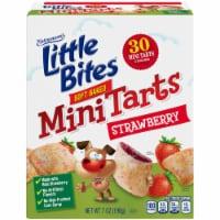 Entenmann's® Little Bites® Strawberry Soft Baked Mini Tarts - 5 ct / 1.4 oz