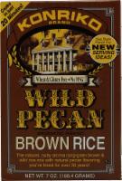 Konriko Wild Pecan Brown Rice