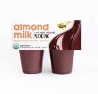 Zen Plant Based Chocolate Almond Milk Pudding