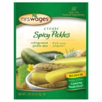 Mrs. Wages® Spicy Pickle Mix - 6.5 oz