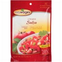 Mrs. Wages® Medium Salsa Tomato Mix - 4 oz