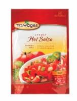 Mrs. Wages™ Hot Salsa Tomato Mix - 4 oz