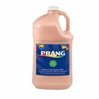Prang Liquid Tempera Paint - 1 gal - 1 Each - Peach