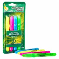 Emphasis™ Highlighters, Desk Style, Chisel Tip, 4 Assorted Colors - 1
