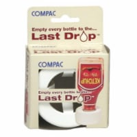 Compac Home Last Drop Bottle Stabilizer Allows You to Use All Bottled Sauces & Liquids - 1 Count