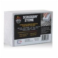 Better Grillin Scrubbin Stone Grill Cleaner-Scouring Brick/Barbecue Grill Brush