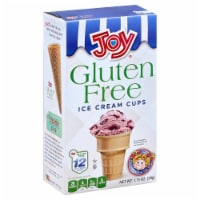 Joy Gluten Free Ice Cream Cups 12 Count