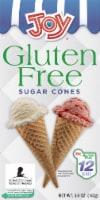 Joy Gluten Free Sugar Cones