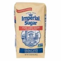Imperial Pure Granulated Cane Sugar - 2 lb