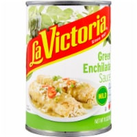 La Victoria Mild Green Enchilada Sauce