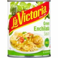 La Victoria Mild Green Enchilada Sauce - 19 oz
