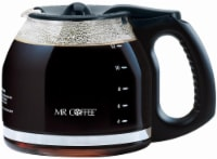 Mr. Coffee® Coffeemaker Replacement Carafe - Black