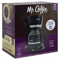 Mr. Coffee® Programmable Coffee Maker - Black