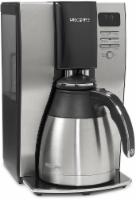 Mr. Coffee® Optimal Brew™ Programmable Thermal Coffee Maker - Silver/Black
