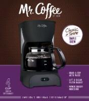 Mr. Coffee® Switch Coffeemaker - Black