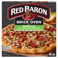Red Baron Brick Oven Supreme Pizza - 18.87 oz