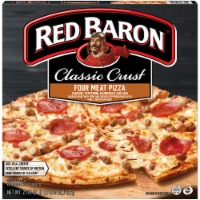 Red Baron Classic Crust Four Meat Pizza - 21.95 oz