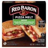Red Baron Supreme Pizza Melt