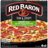 Red Baron Thin & Crispy Supreme Pizza